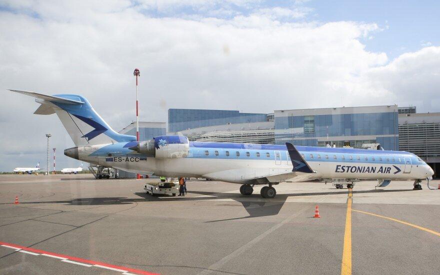 """Neoficialūs duomenys: EK priėmė neigiamą sprendimą dėl """"Estonian Air"""""""