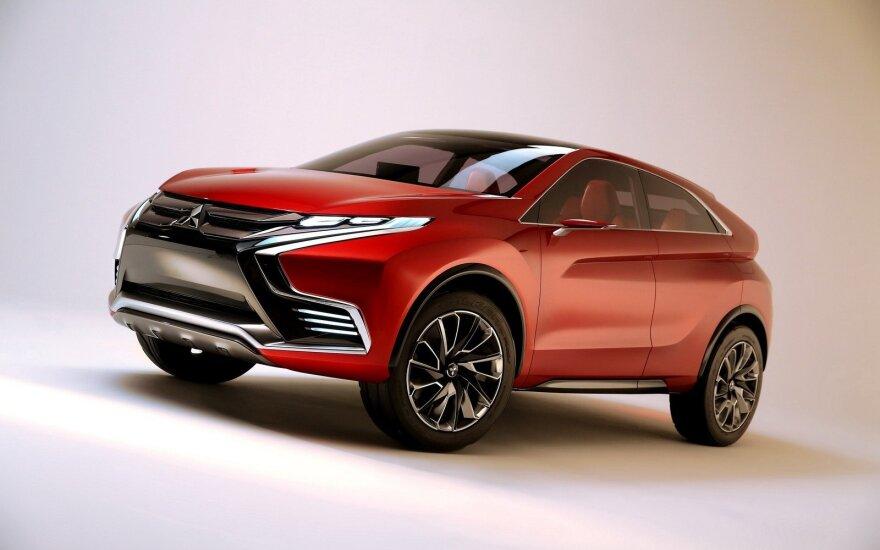 """Mitsubishi"" SUV modelio koncepcija"
