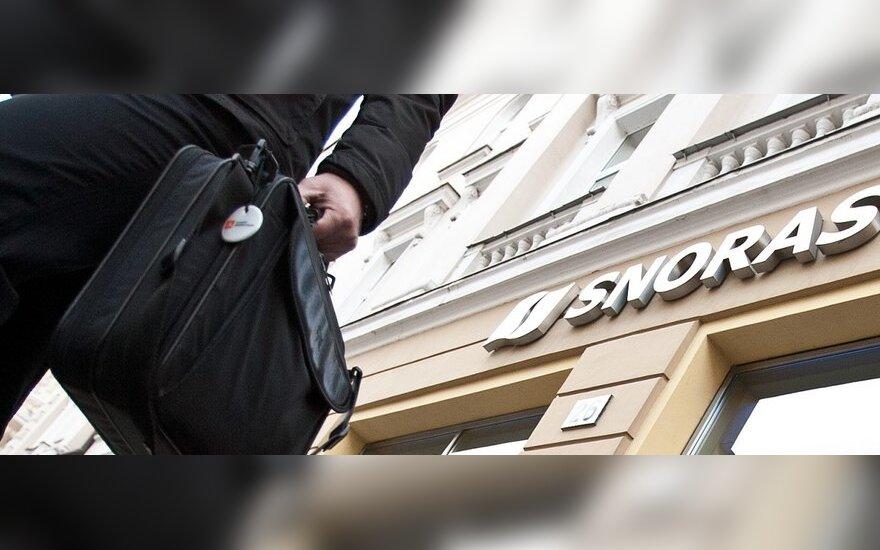 """Snorui"" siūlomas bankrotas, iš banko dingo 3,4 mlrd. Lt"