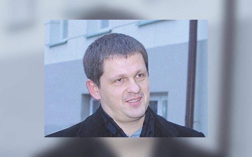 """""""VP grupės"""" prezidentas Nerijus Numavičius"""