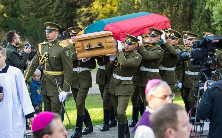 Vyriausybė pritarė valstybės vadovų laidojimo tvarkai