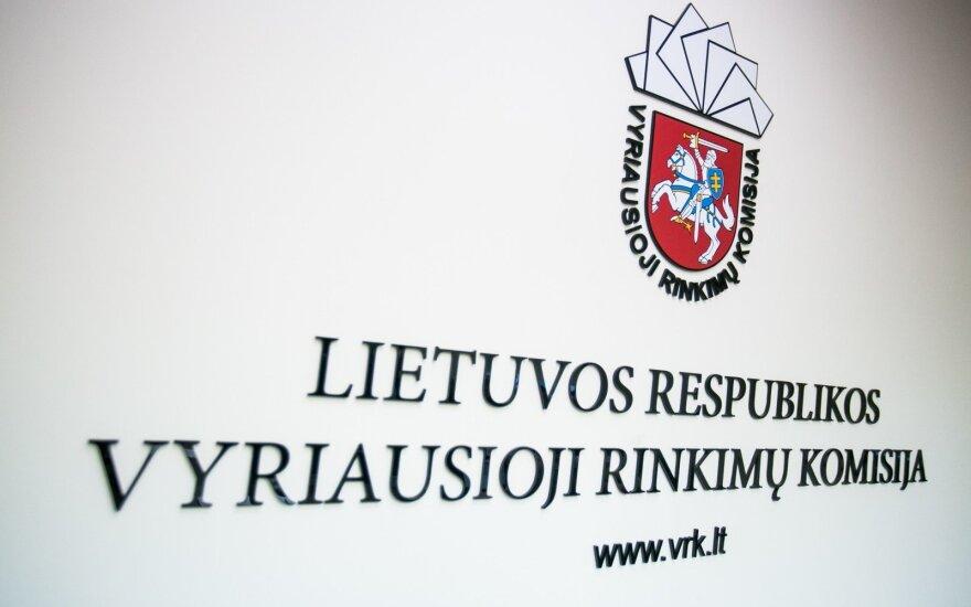 Seimas nesutinka iš VRK braukti partijų atstovų