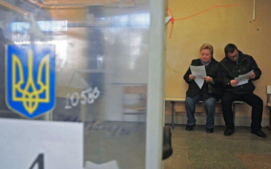 JAV: Rusija pasinaudodama kibernetinėmis atakomis bandys kištis į Ukrainos rinkimus