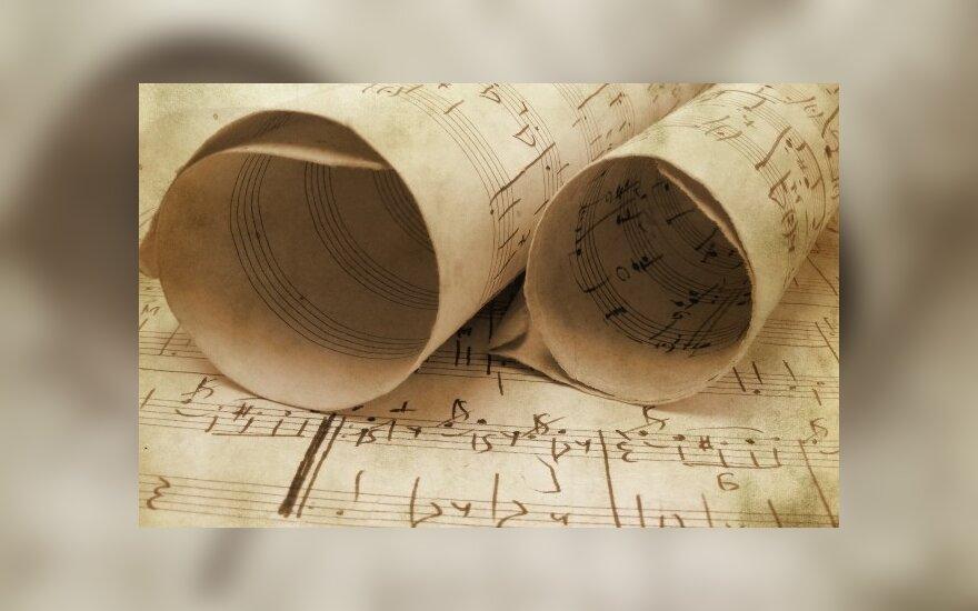 Kompozitorius T.Makačinas: nėra momento, kad mano galvoje neskambėtų muzika