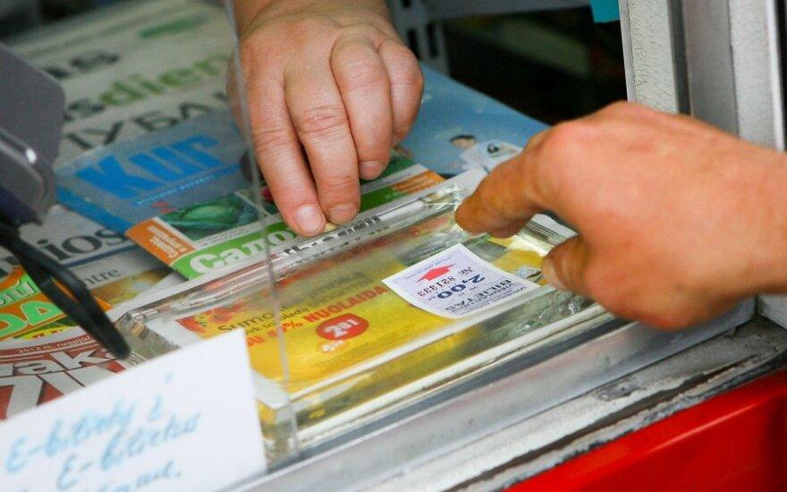 Vilniuje siūloma pratęsti popierinių bilietų galiojimą