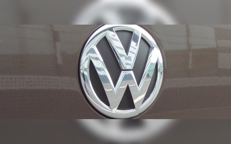 """""""Volkswagen"""" svarsto galimybę pirkti """"Isuzu"""""""