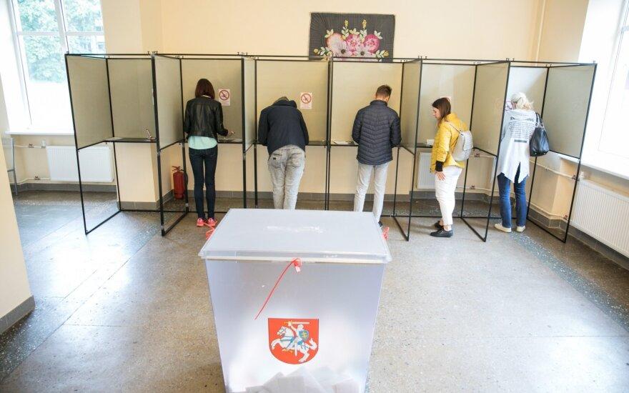 EP rinkimuose gegužę dalyvavo gerokai daugiau jaunų žmonių