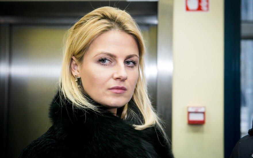 G. Kildišienė papasakojo apie savo gyvenimą iki Seimo ir santykius su R. Karbauskiu
