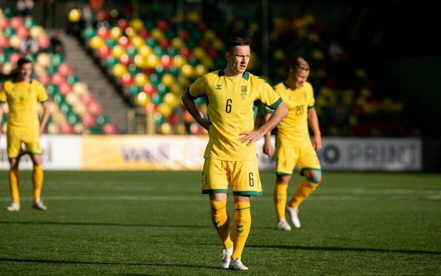 Madride įsikūrę lietuviai žais ne su pagrindine Ispanijos rinktine, o su jaunimo komanda