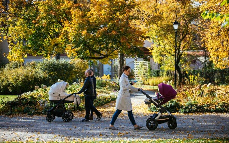 """Seime – """"šeimų paketas"""": mažų vaikų tėvams – naujos lengvatos"""