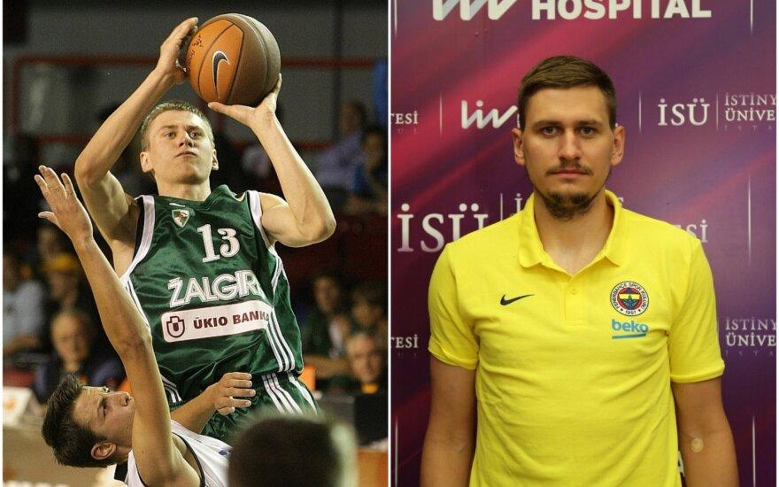 """Edgaras Ulanovas (Foto: Krepšinio širdis ir """"Fenerbahče"""")"""