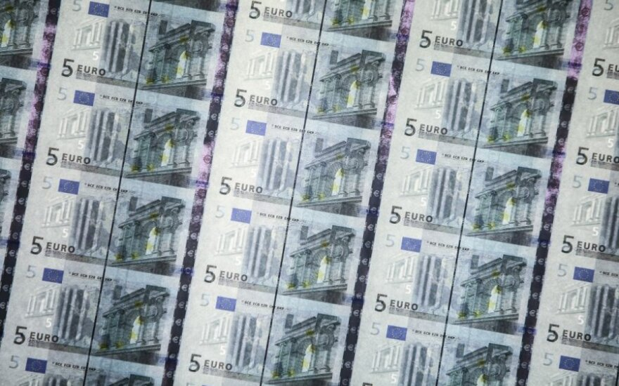 Vilniuje – dar vienas žingsnis euro link