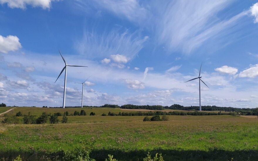 """Šilalės rajone statys """"Enefit Green"""" vėjo parką"""