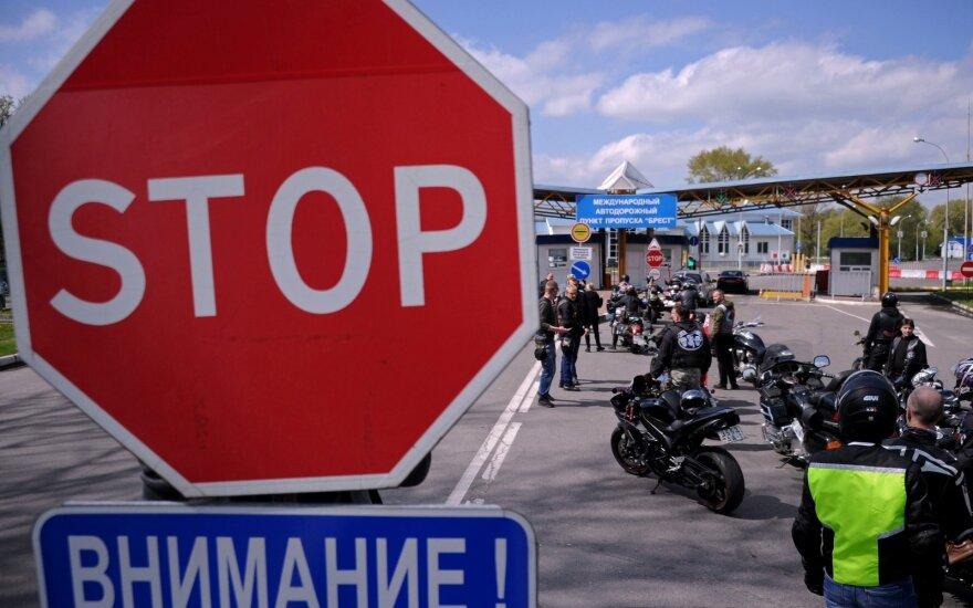 Pasieniečiai naują droną naudos sienos su Baltarusija kontrolei