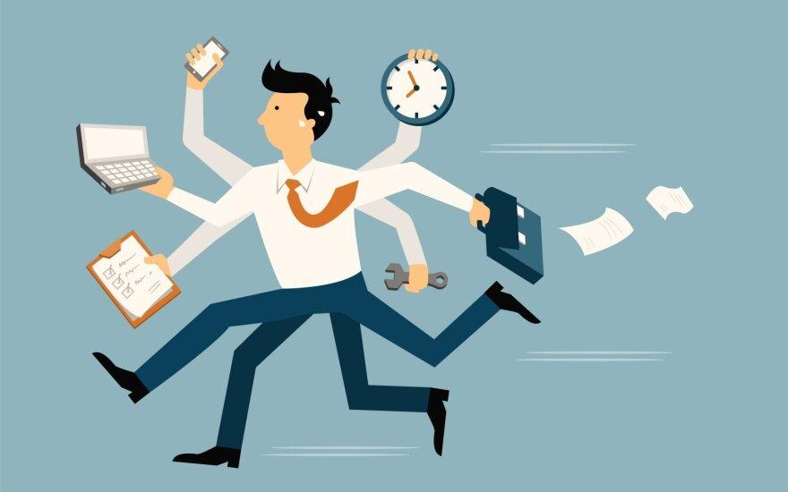 Tiesiausias kelias į sėkmingą karjerą: svarbu nepersistengti