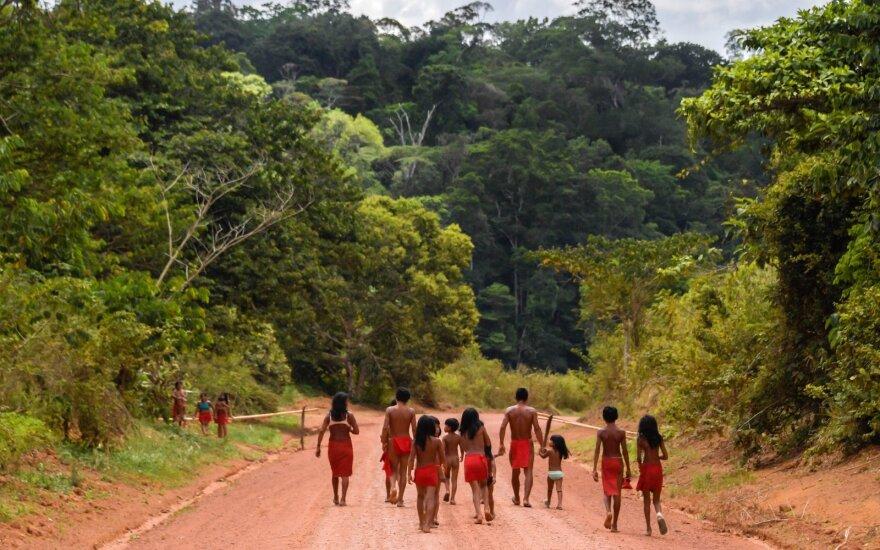 Neįtikėtina IT specialisto istorija: mėnesį praleido su Amazonės gentimi ir tai jo gyvenimą apvertė aukštyn kojom