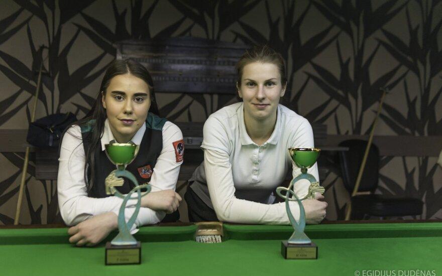 Diana Tracevič ir Miglė Strumskytė