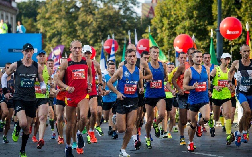 Stiprinti bėgimo kultūrą Lietuvoje sieks naujas maratono direktorius ir ambicinga taryba