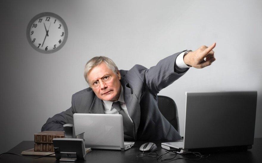 N. Norvilė: pavaldinių nuomonės neklausantis vadovas – blogas vadovas