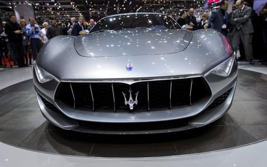 Maserati Alfieri koncepcija