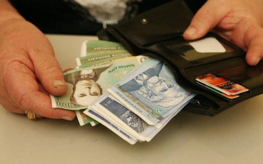 Naujas būdas užsidirbti – pinigai už gerumą