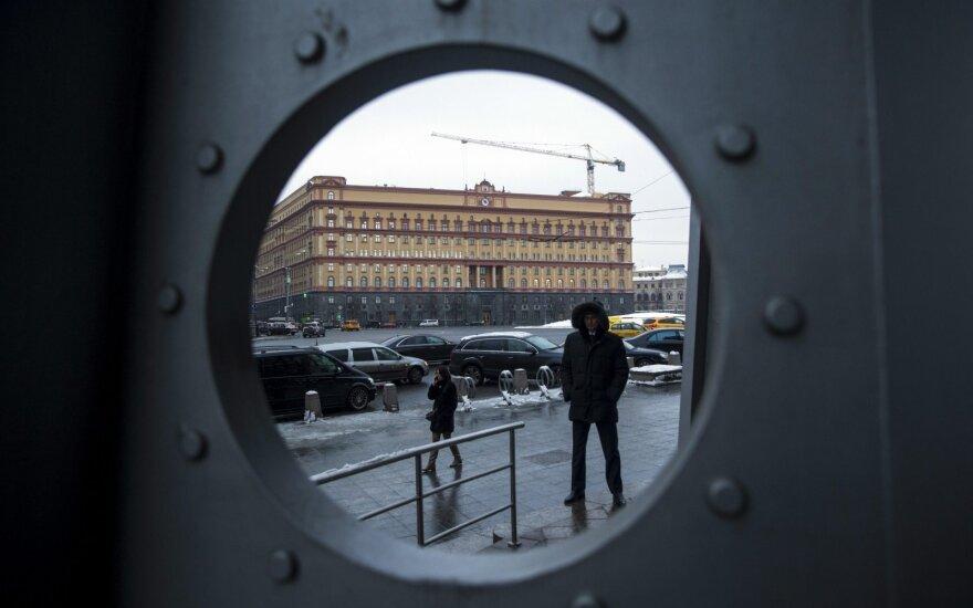 Slapti KGB dokumentai: visa Sovietų Sąjunga paversta gigantiškais spąstais