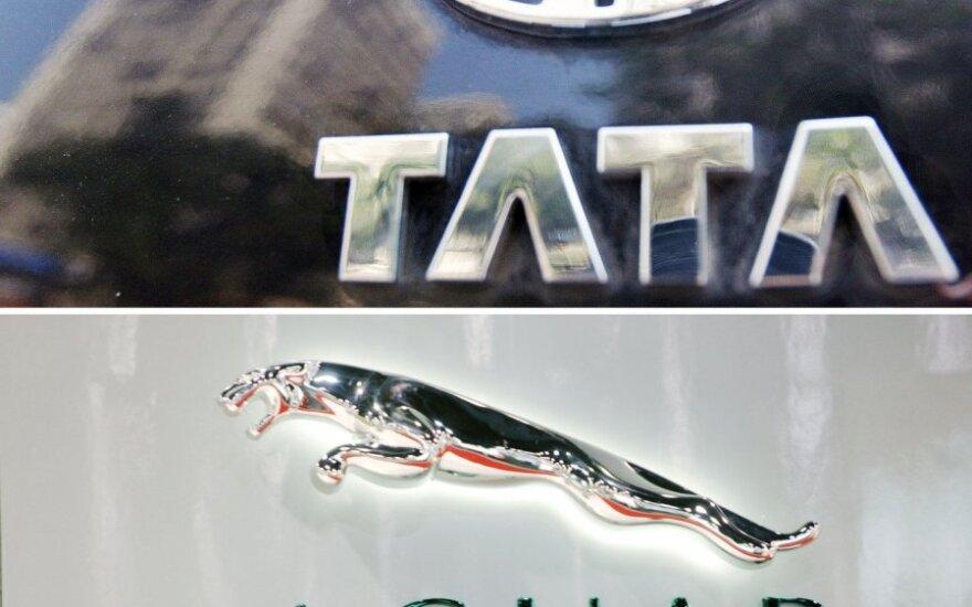 """Tata"" gali kurti variklius su ""Jaguar-Land Rover"""