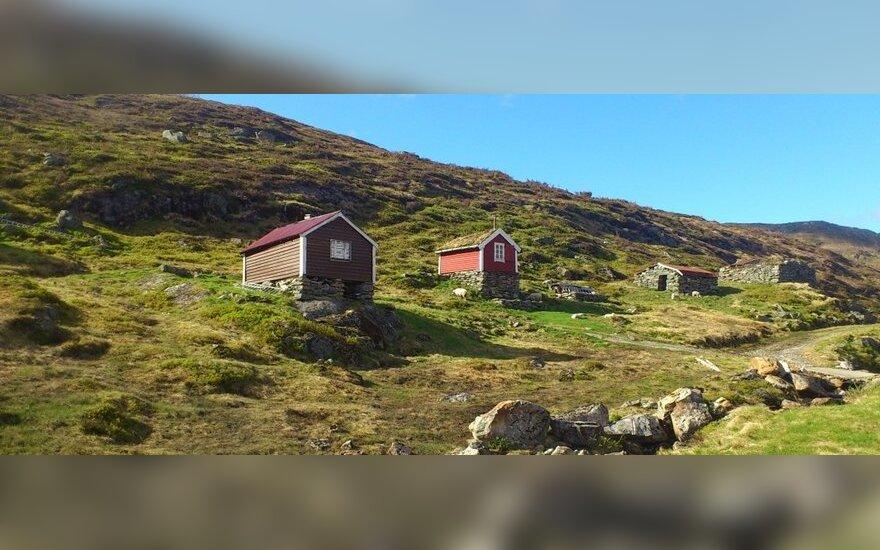 Į Norvegiją emigravo bėgdamas nuo bado gimtinėje