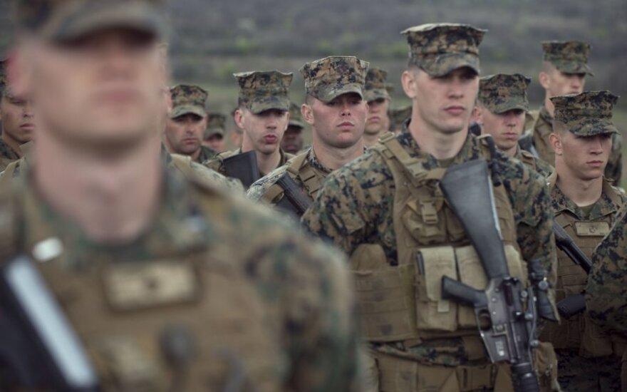 Sudarė stipriausių pasaulio kariuomenių reitingą