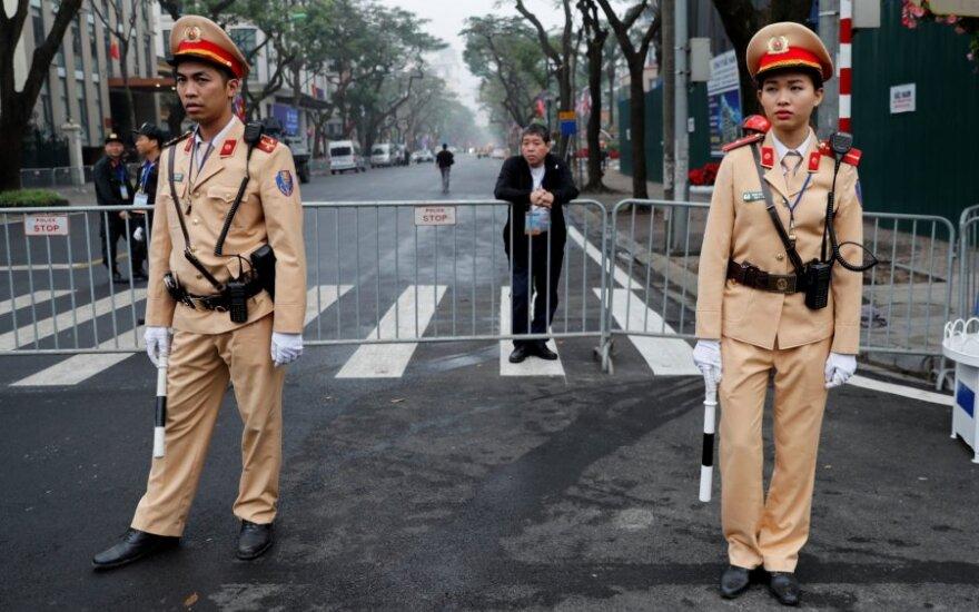 Vietnamo policija