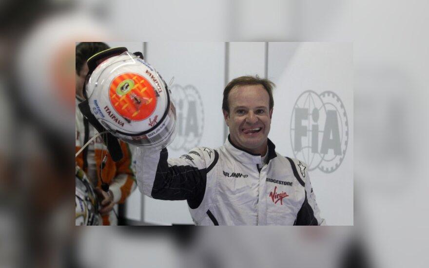Rubensas Barrichelo