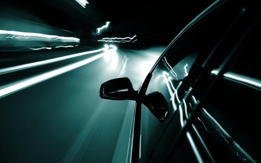 Vairavimas naktį
