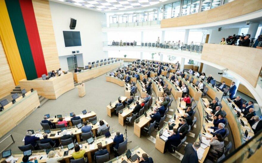 Kadenciją baigiantis Seimas renkasi į paskutinį posėdį
