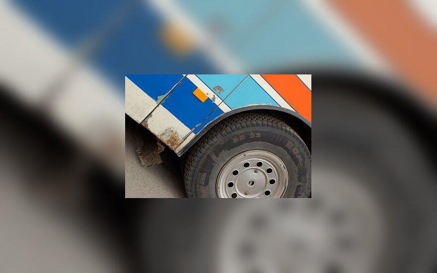 P.Osetijoje per autobuso avariją Kaukazo magistralėje žuvo 11 žmonių