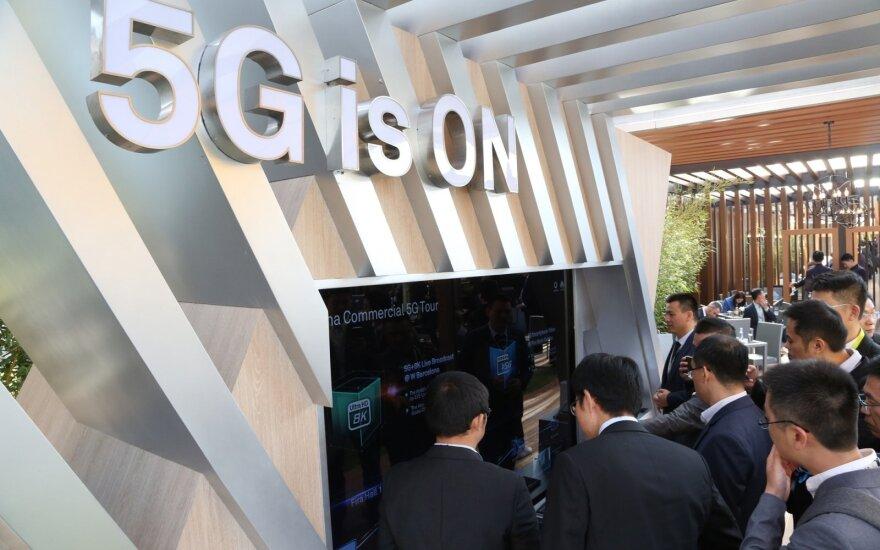 Huawei gavo leidimą kurti 5G tinklą Norvegijoje