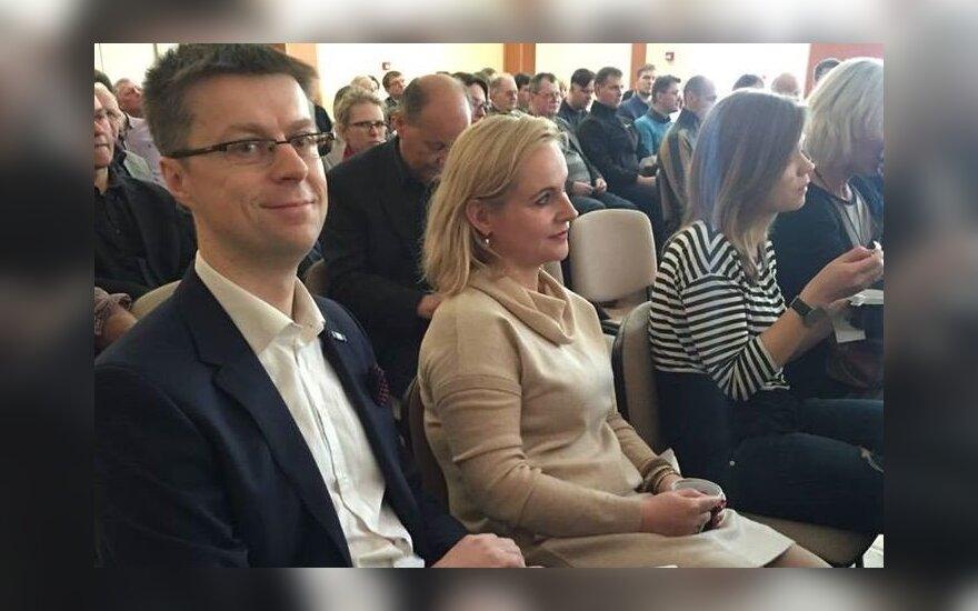 Lietuvos aeroklubas turi naują prezidentą