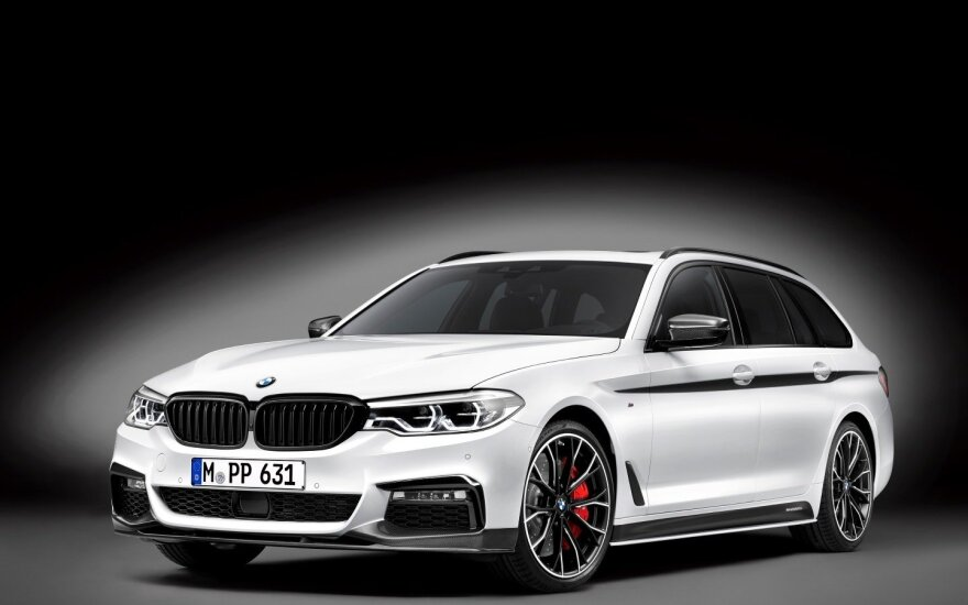 """BMW 5 Touring M Performance"""