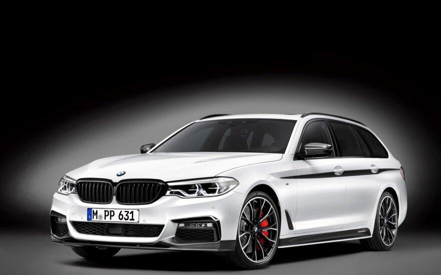 """BMW 5 Touring M Performance"""