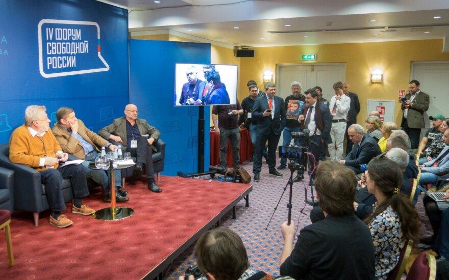 Free Russia Forum Vilnius