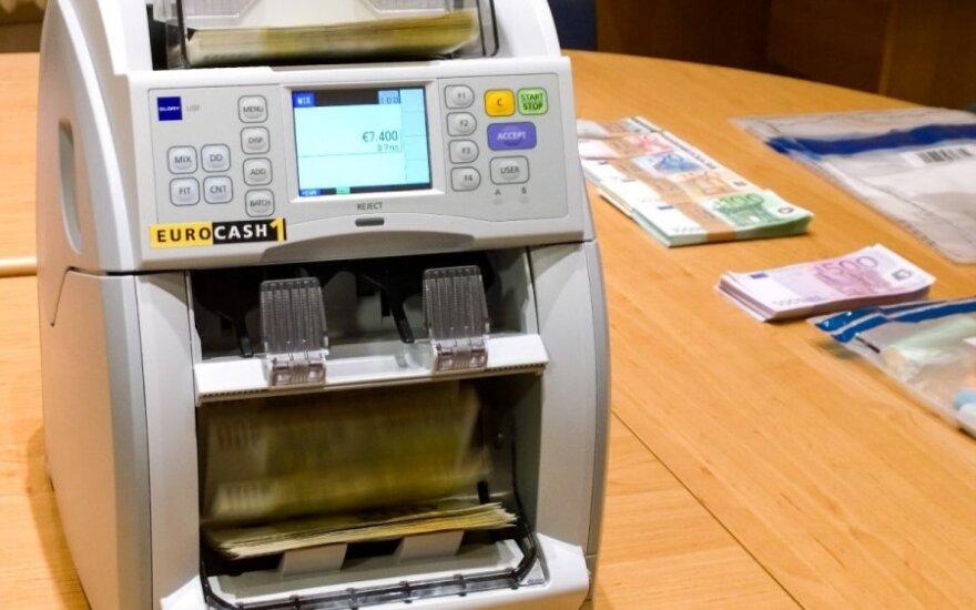ECB: euras Lietuvoje įvestas sklandžiai