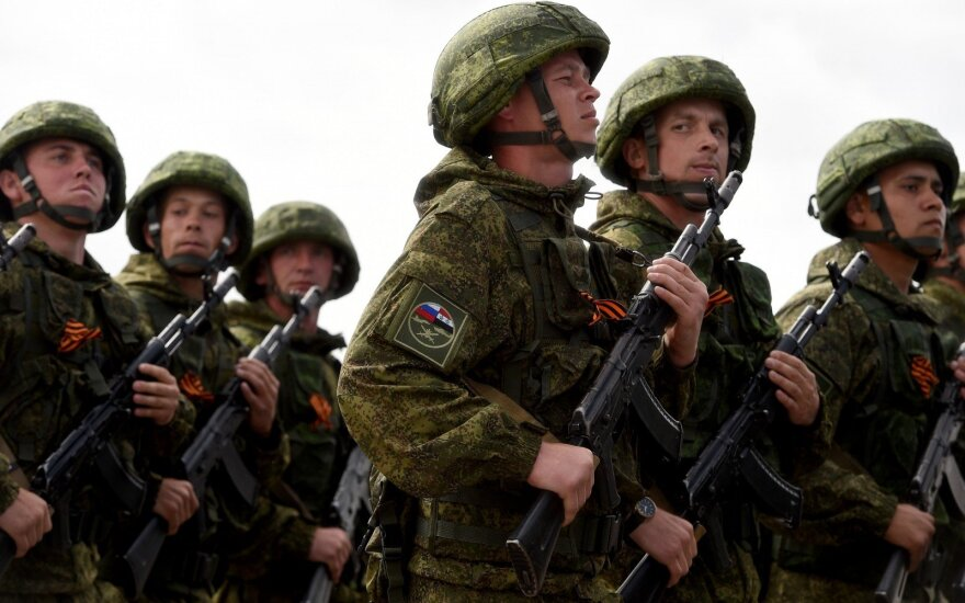 Rusijos kariai privalės mokytis saugoti valstybės paslaptis