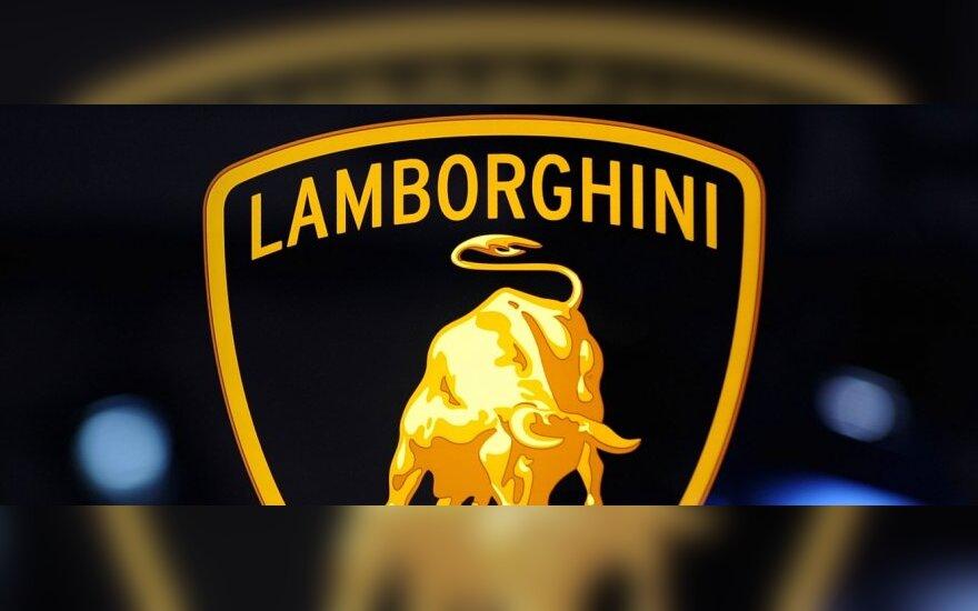 """Lamborghini"" visureigis debiutuos balandį"