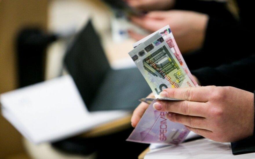 Kas apsaugos nuo sukčiavimo įvedant eurą?