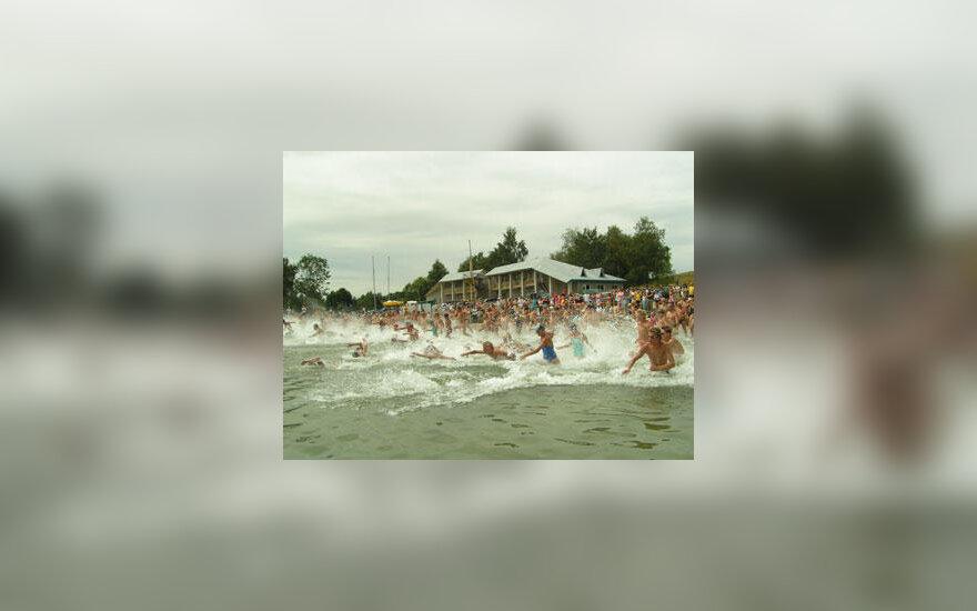 Platelių plaukimo maratonas 2006 m.