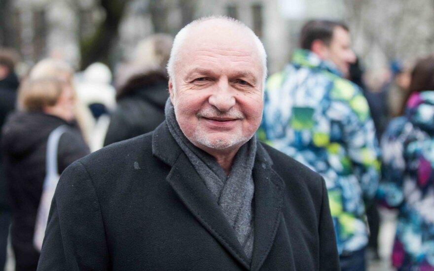 Mazuronis VRK pateikė pareiškinius dokumentus