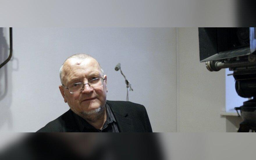 Anapilin išėjo kino kritikas S.Valiulis