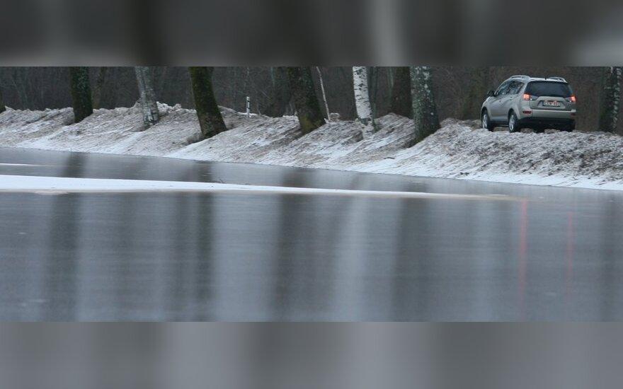 Dėl potvynio keturiose Pagėgių seniūnijose - ekstremali padėtis