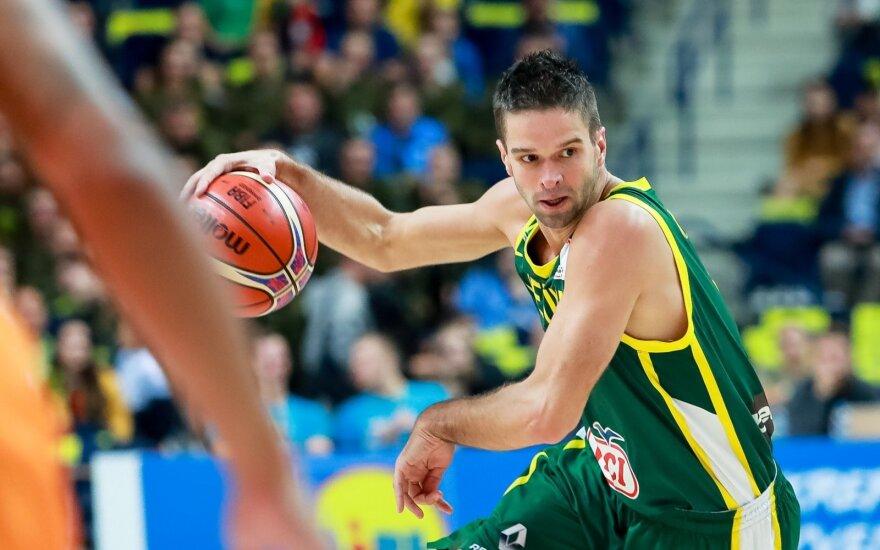 Po dramatiškos kovos su dviem pratęsimais lietuviai palaužė olandus ir iškovojo bilietą į pasaulio čempionatą