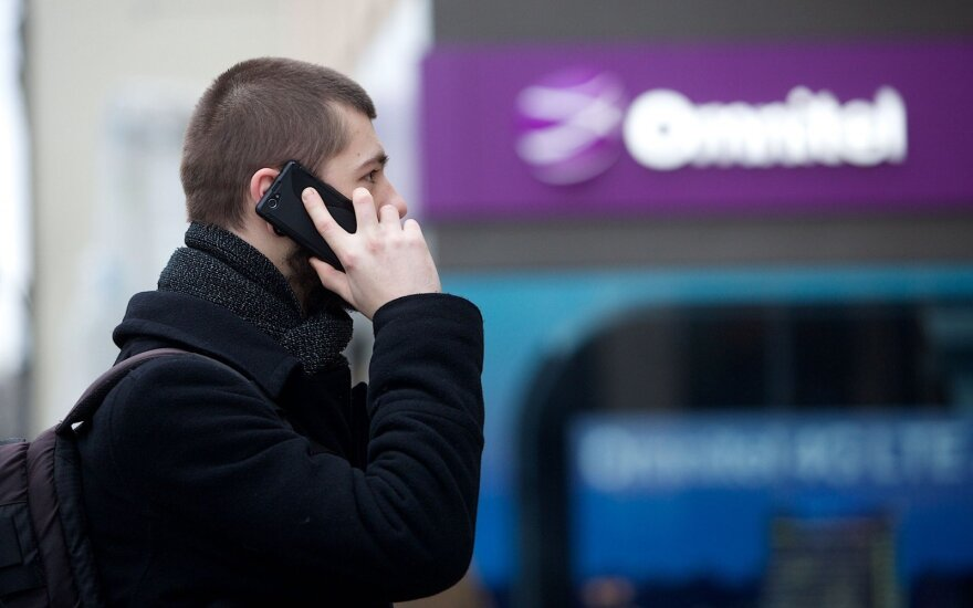 Lithuania's telecommunications operators offer free calls and texts to Belgium