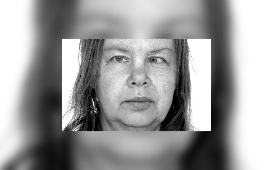 Šakių rajono policija prašo visuomenės pagalbos: be žinios dingo moteris